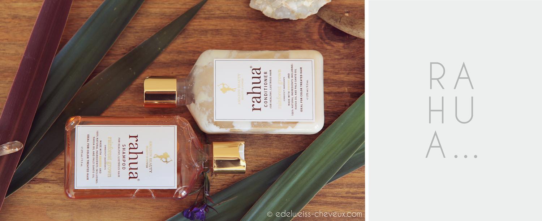 rahua avis shampooing crème rainforest grown