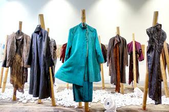 Expo Ailleurs : Sophie Hong, Des feuilles du mûrier le temps fait des robes de soie… - La Piscine de Roubaix - Jusqu'au 31 mai 2020 (à confirmer)
