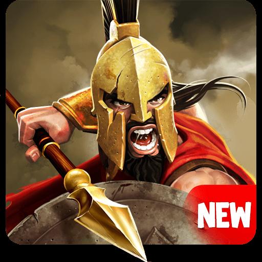 تحميل لعبه Gladiator Heroes Clash – Strategy RPG مهكره وجاهزه ( الضرر + كلشي )