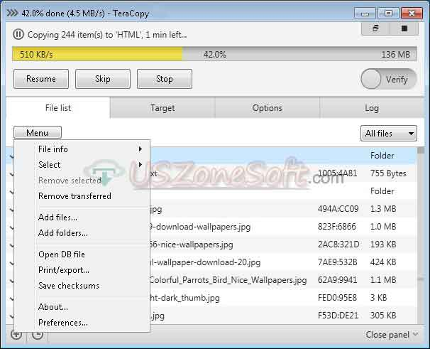 Battle of the File Copiers Windows TeraCopy and SuperCopier