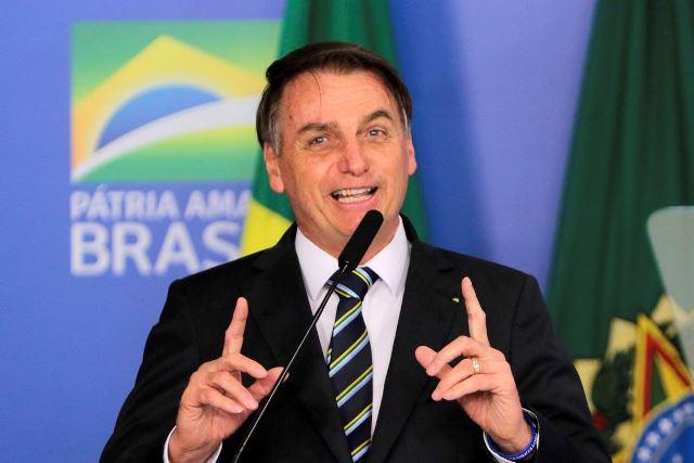 Segundo Instituto Paraná Pesquisas, Bolsonaro lidera todas as intenções de voto para 2022