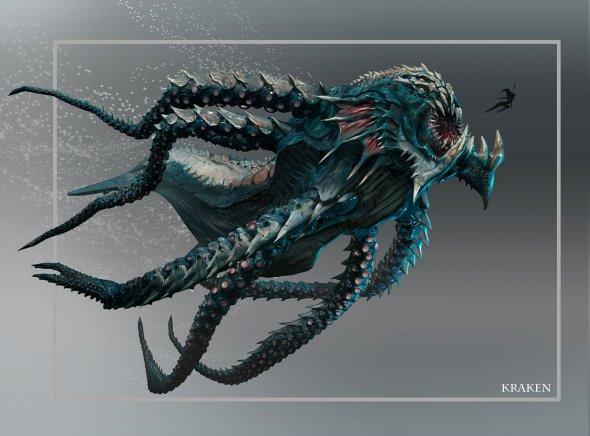 Daryl Mandryk artstation arte ilustrações fantasia games sombria