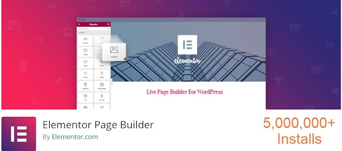 How to create a Homepage with-in 15 minutes using Elementor page builder (Free version)