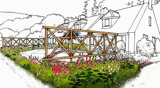 Mary garden design
