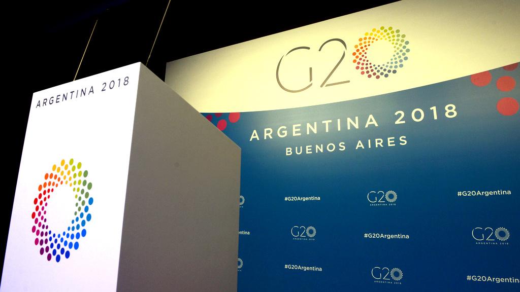 Comienza la Cumbre de Líderes del #G20Argentina en la sede de Costa Salguero