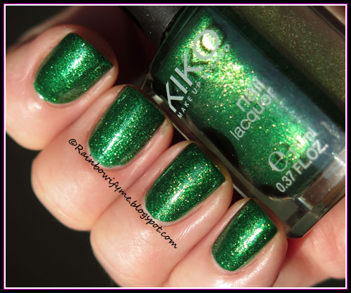 Kiko ~ #533 Pearly Golden Green