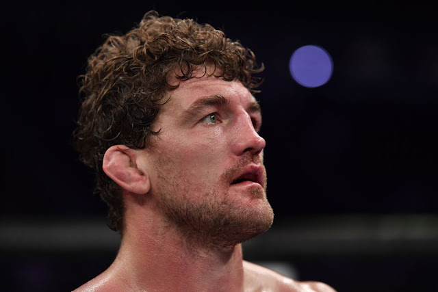 Ben Askren considering retirement after losing to Demian Maia at UFC Singapore