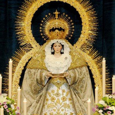 Horario e Itinerario Rosario matinal con la imagen de Nuestra Señora de la Anunciación. Sevilla 08 de Diciembre del 2019