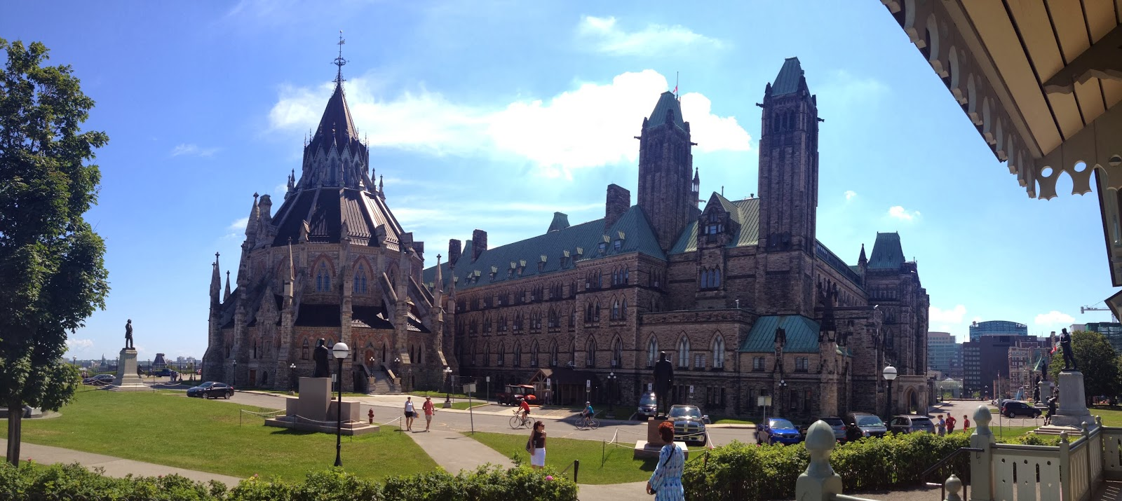 parlamento do Canadá em Ottawa | Blog Why Not?