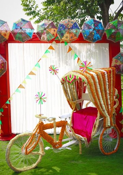 contoh photo booth wedding terbaru