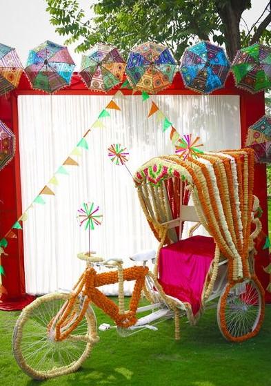 contoh photo booth wedding terbaru