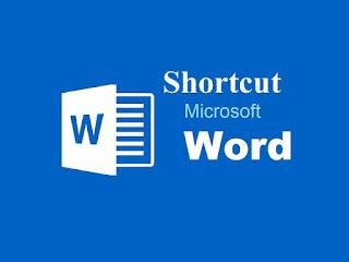 Shortcut Microsoft Word Beserta Fungsinya