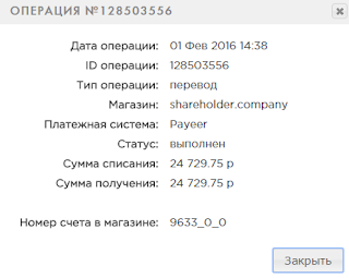 shareholder.company хайп