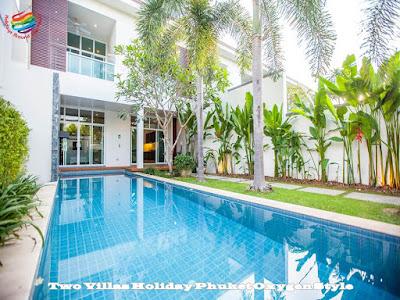 Two Villas Holiday Phuket Oxygen Style