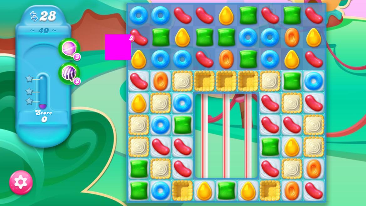 Candy Crush Jelly Saga 40