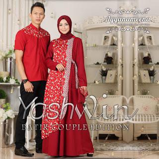 grosir baju couple keluarga lebaran