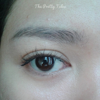 silkygirl eye opener mascara review