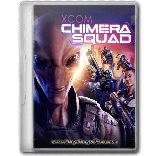 Descargar XCOM Chimera Squad PC Full Español