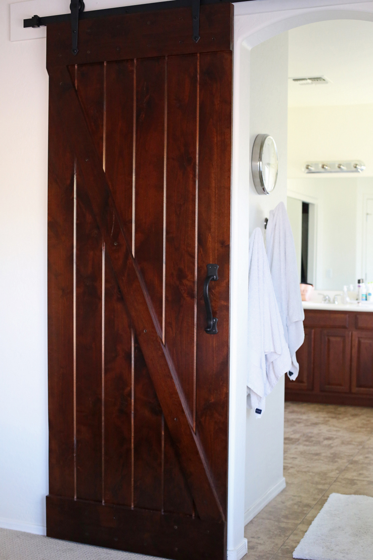 Custom barn doors from @barndoorzcom