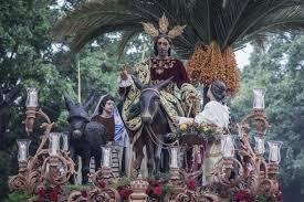 La Pollinica de Málaga procesionará sola en la mañana del Domingo de Ramos