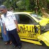 Kecelakaan di Momen Mudik, Sopir Dilarikan ke Rumah Sakit di Bone