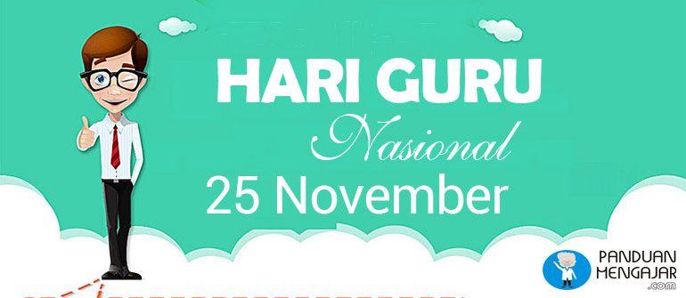 HARI GURU 25 NOVEMBER