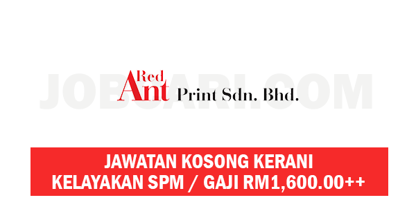 Red Ant Print Sdn Bhd