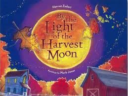 Fall Book for Primary Kids - By the Light of the Harvest Moon