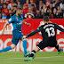 ريال مدريد بالبدلاء يسقط امام اشبيلية في الاندلس