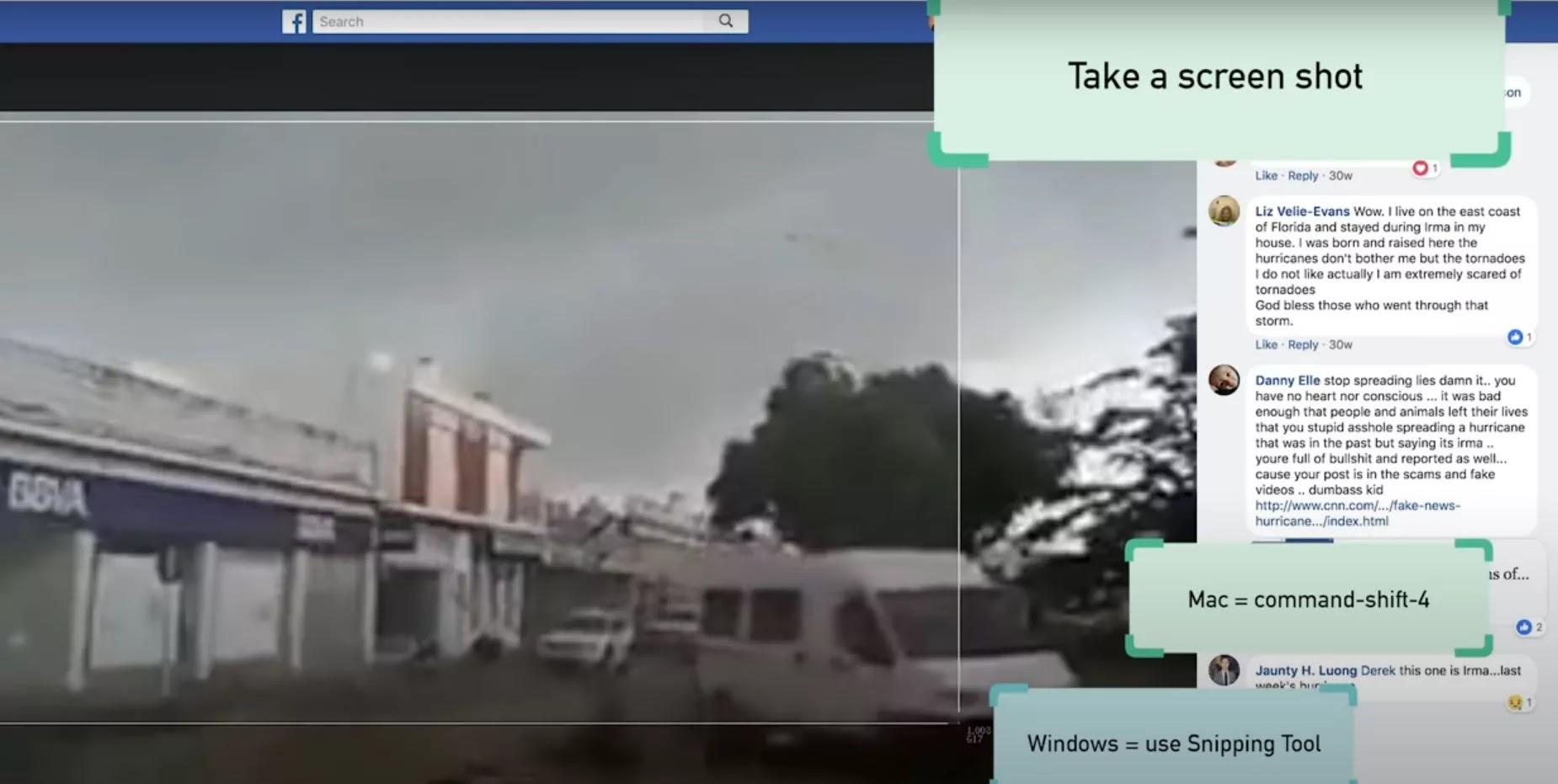 Google Reverse video search engine