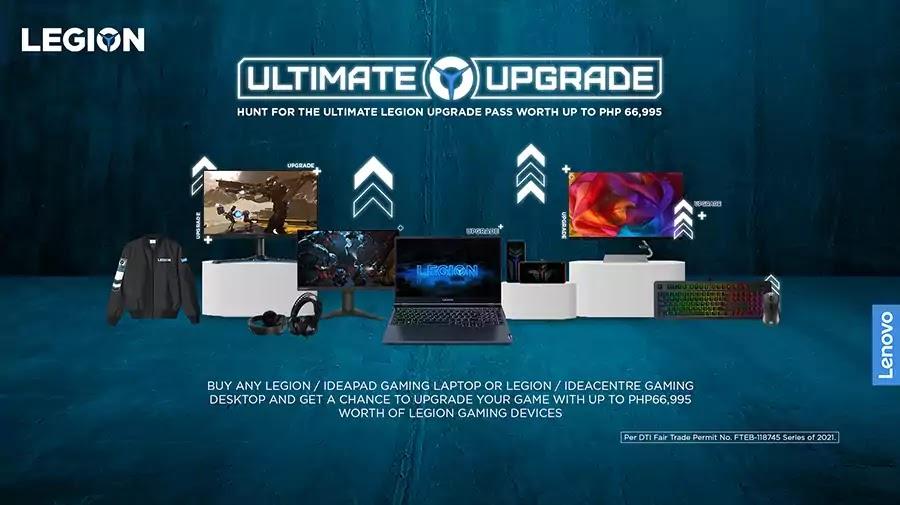 Legion Ultimate Upgrade Promo
