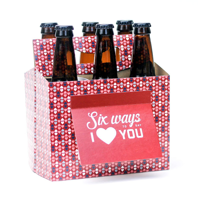 Beer Valentines Day Gifts for Him