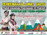 Contoh Desain Banner Perkemahan SMK Yasmida Ambarawa 2019