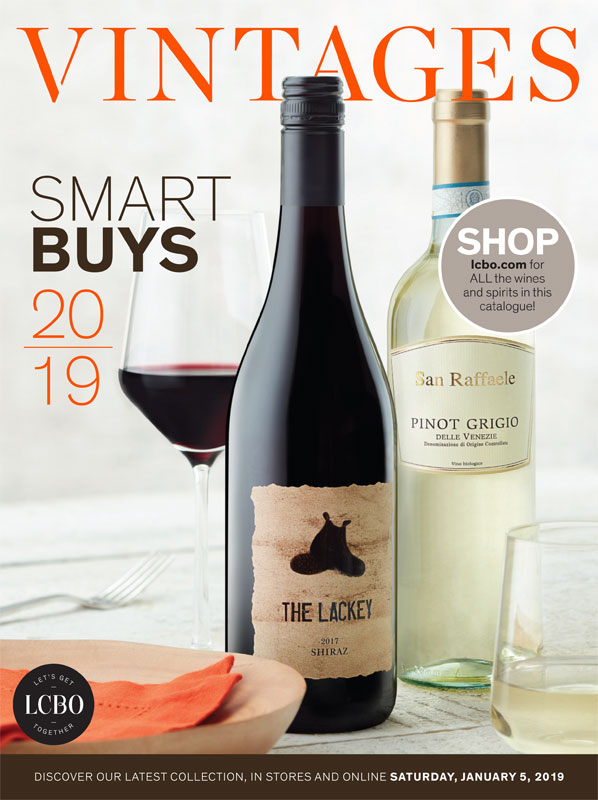 LCBO Wine Picks: January 5, 2019 VINTAGES Release