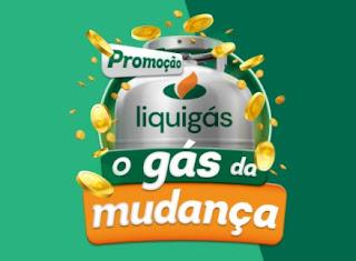 O Gás da Mudança Liquigás Promoção