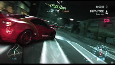 Need For Speed NFS 2016 Edge PC Full Version