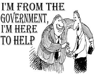 Government largess only helps thieves