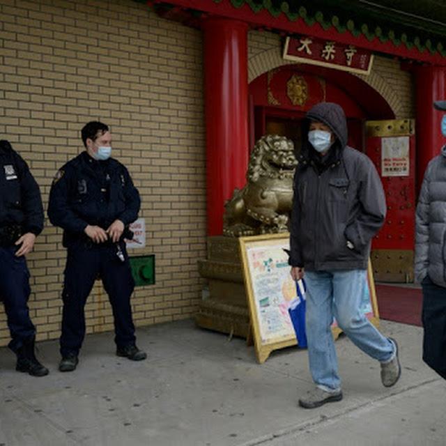 POLÍCIA DE NOVA YORK DIVULGA VÍDEO DE NOVO ATAQUE CONTRA MULHER ASIÁTICA