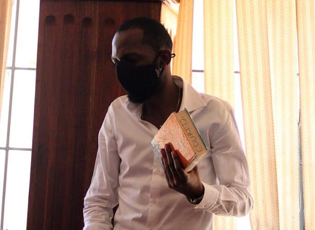James Karanja son of Keroche boss Tabitha Karanja photo