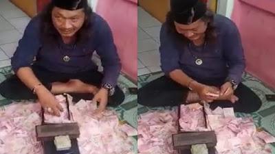 Ustaz Gondrong Modus Penggandaan Uang Jadi Tersangka Kasus Persetubuhan Anak di Bawah Umur