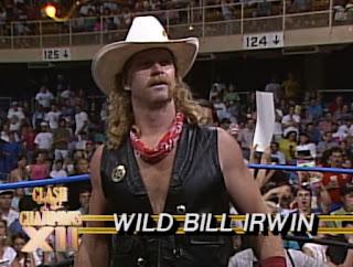 WCW Clash of the Champions XII - Wild Bill Irwin