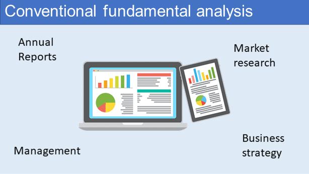 Conventional fundamental analysis