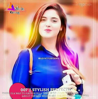 New Stylish Attitude girls Profile Picture Collection (Stylish girls DP)