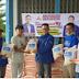 Bersama Darman Sahladi, Demokrat Lawan Corona Bagikan 2,5 Ton Beras Untuk Warga
