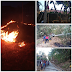 4 Kasus Kebakaran Sekaligus dalam Sehari, Damkar Kuningan Kerja Keras