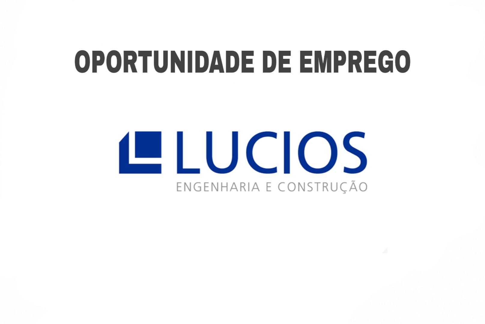 A Lucios Engenharia e Construção, pretende recrutar para o seu quadro de pessoal um Técnico de HSST