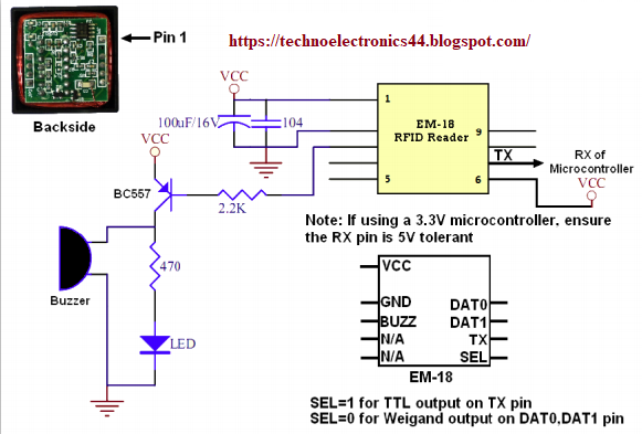 EM18-RFID Reader-TechnoElectronics44