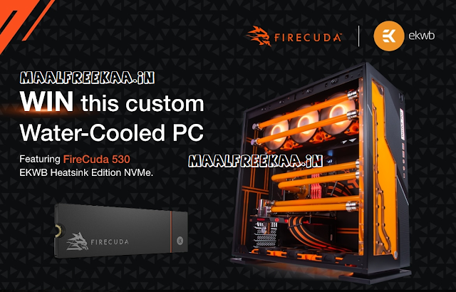 Giveaway Win Gaming PC FREE