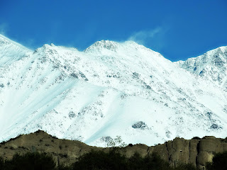 Vento na Cordilheira dos Andes - Mendoza