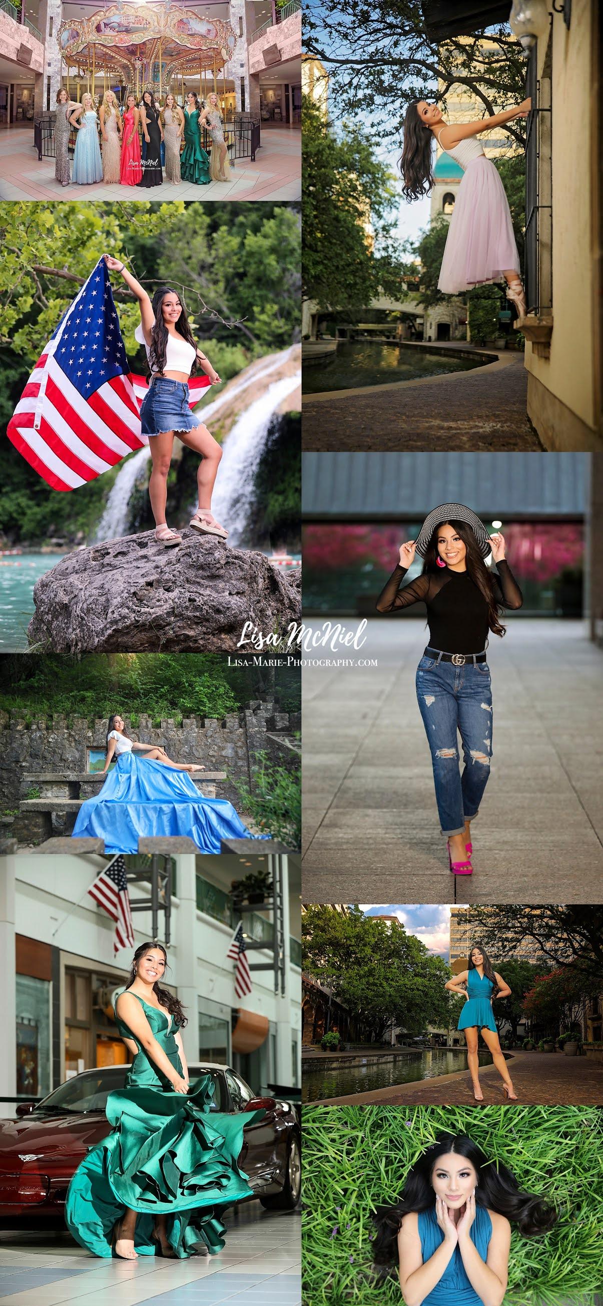 Latina senior pictures